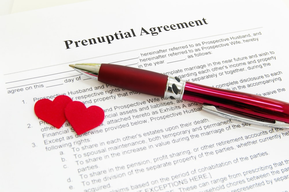 Marriage And The Guide To Prenuptial Agreements Reidy Law Office